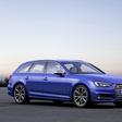 New S4 Avant joins the Audi range