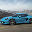 New Porsche 718 Cayman unveiled in Beijing