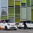 New smart fortwo and forfour unveiled