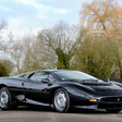 One-Owner Jaguar XJ220 Up for Auction in the UK