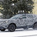 Range Rover Sport Coupe testing in Sweden