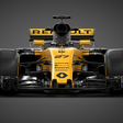 Renault unveils RS17 for the 2017 F1 season