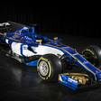 Sauber unveils the new C36