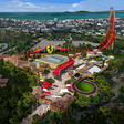 Second Ferrari theme park will rise in Spain
