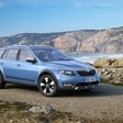Skoda reveals new Octavia Scout