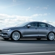 Volvo S90 going for the premium market