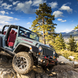 Wrangler Rubicon 10th Anniversary Comes Off-Road Ready