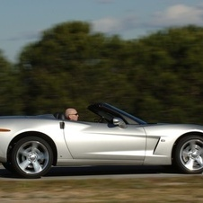Chevrolet Corvette Convertible Automatic
