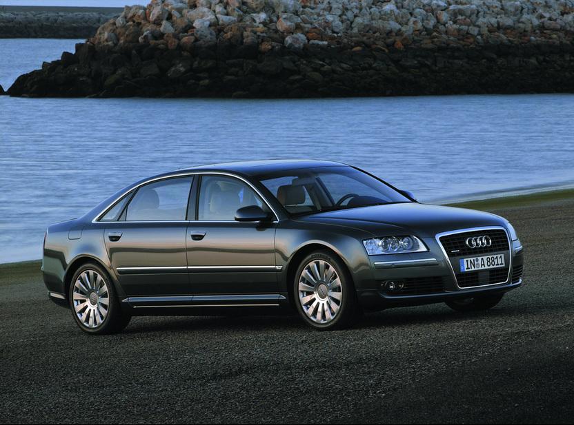 Audi A8 4 2 Tdi V8 Quattro L Fpd 2 Photos And 52 Specs