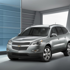 Chevrolet Traverse LTZ AWD