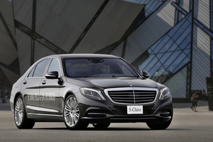 Mercedes is happy with the sales of the new S-Class so far