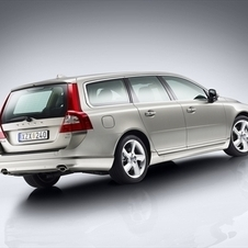 Volvo V70 T6 AWD Geartronic