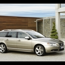 Volvo V70 2.4D Geartronic