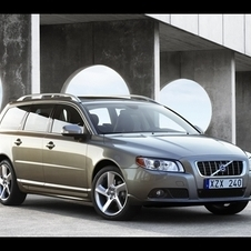 Volvo V70 2.5T Geartronic
