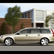 Volvo V70 D5 Geartronic