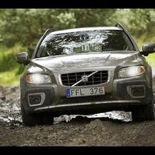 Volvo XC70 D5 Geartronic