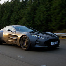 Aston Martin One-77 wins top design award at the Concorso d'Eleganza, Villa d'Este