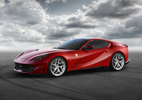 New Ferrari 812 Superfast is the company's most powerful V12 road car ever