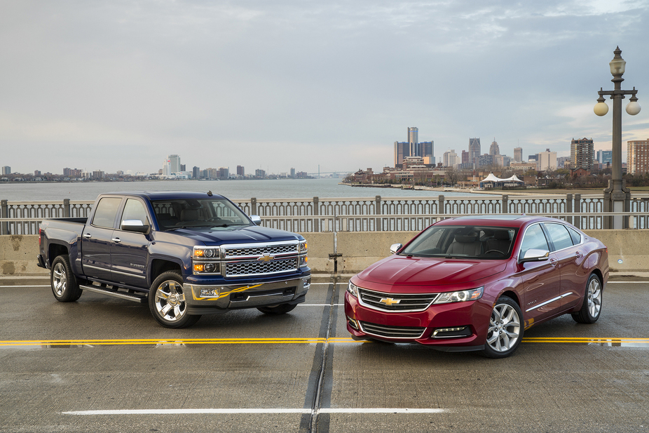 North America is still GM's largest market