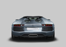Aventador Gets Droptop Version with Two-Peice Carbon Top
