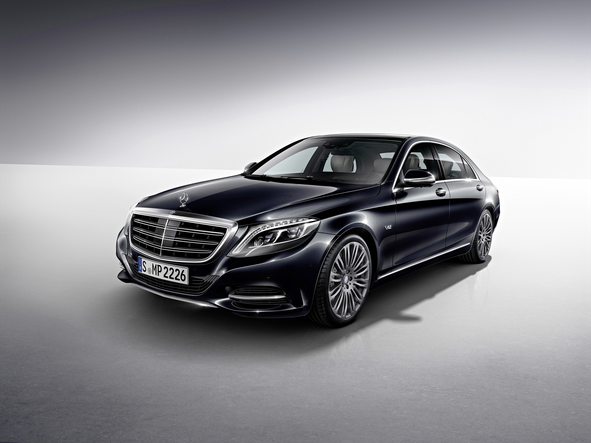 Mercedes-Benz S 600 Automatic Long