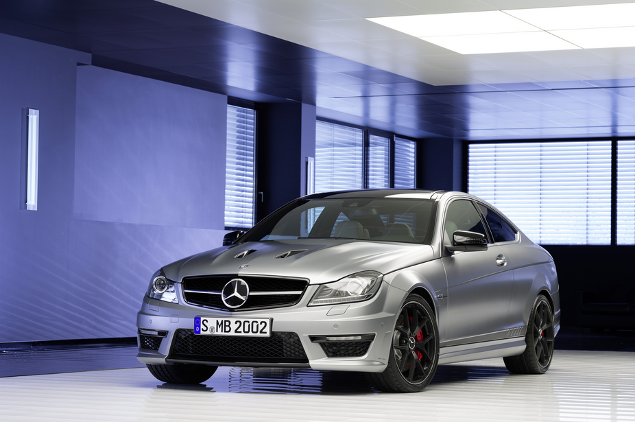 Mercedes-Benz C63 AMG Coupe Edition 507
