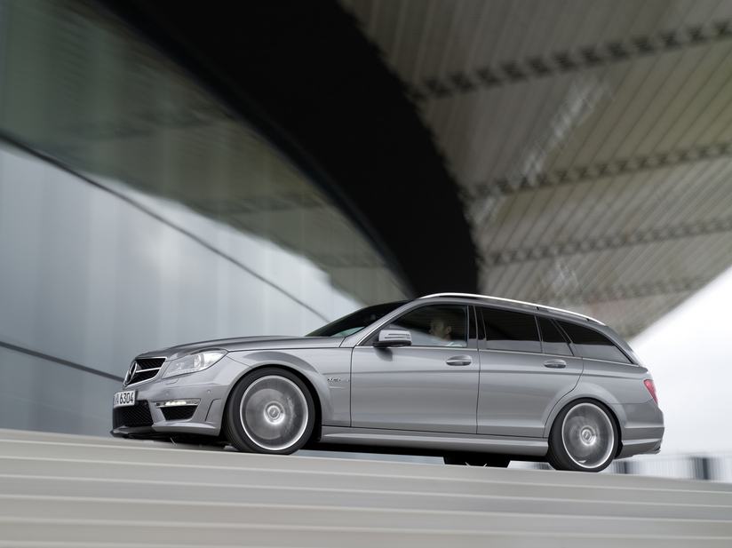 Mercedes-Benz C 63 AMG Estate Performance Package