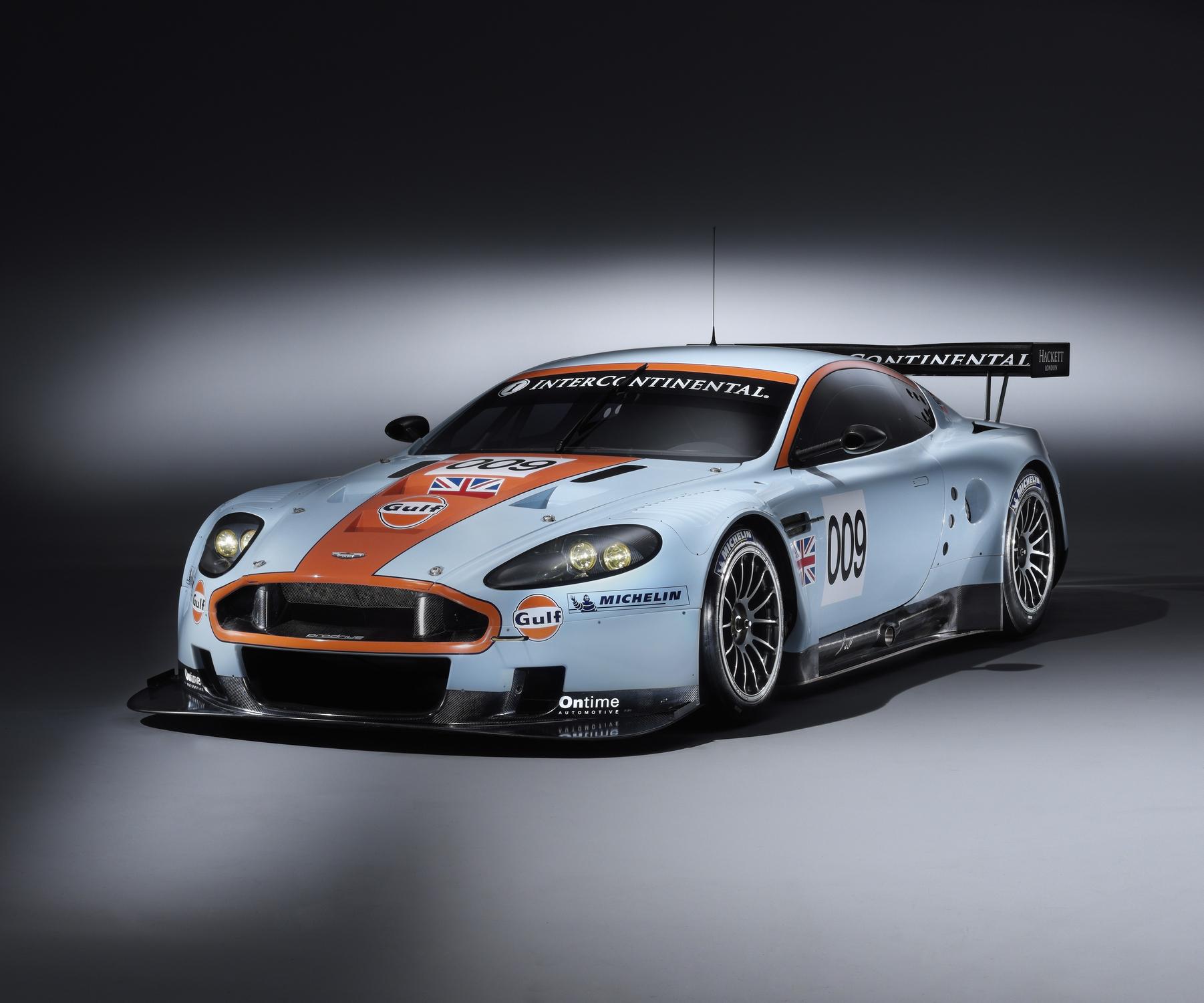 Aston Martin Racing Festival Brings Modern Gts Back For Race Slideshow Autoviva Com