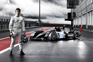 Ordonez was just a university student before winning GT Academy