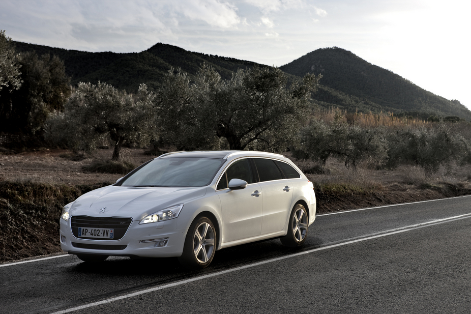 Groovy Peugeot 508 SW GT 2.2 HDi :: 1 photo and 64 specs :: autoviva.com PJ79