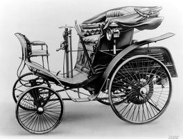 Benz Comfortable 3.5 hp