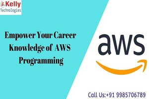 Which Is The Best Institute To Master Skills in Amazon Web Services?  Kelly Technologies is one among the most effective & trusted deliver of complete job relevant training in the leading IT ...