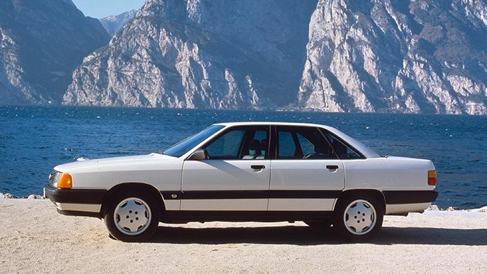 Audi 100 DI Turbo Diesel :: 1 photo and 44 specs ...