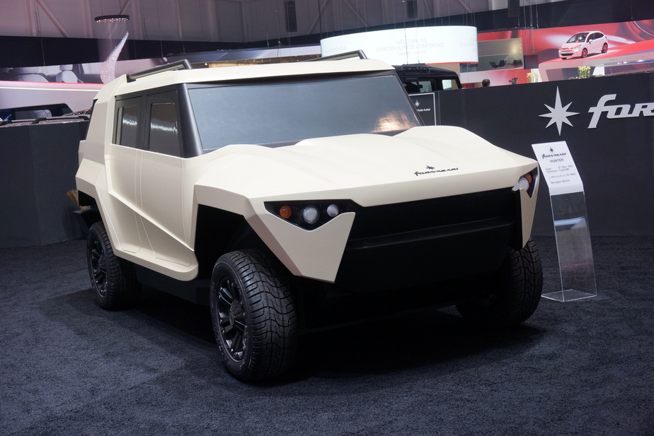 Fornasari Hunter LS9