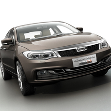 The Qoros will be revealed publicly at the Geneva Motor Show