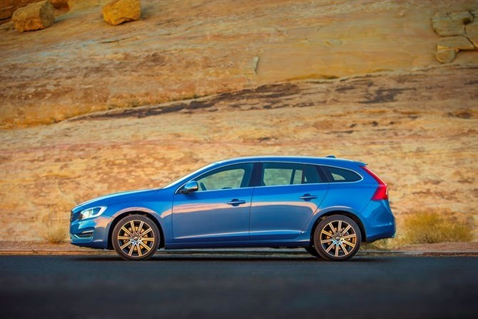 Volvo V60 D2 Kinetic DRIVe Geartronic