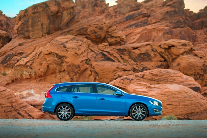Volvo V60 D3 Momentum Geartronic