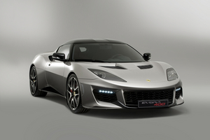 The Evora 400 will be the fastest production car ever produced by Lotus