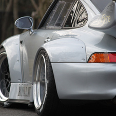 Rauh Welt with this incredible Porsche 911