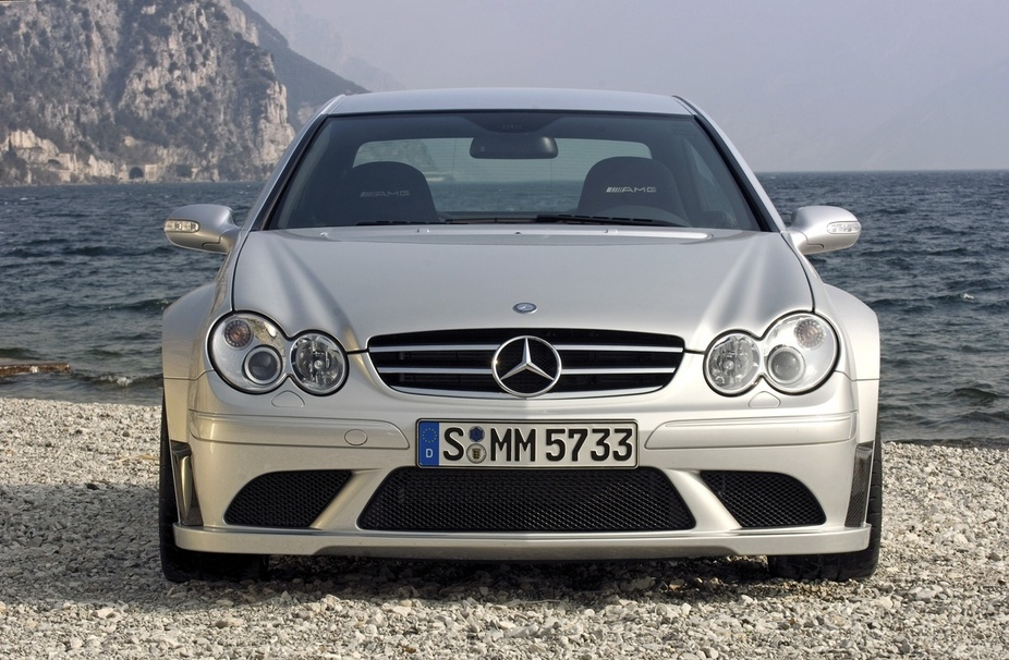 Mercedes Benz Clk 63 Amg Black Series 4 Photos And 76