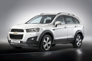 Chevrolet Captiva 2.2 184 hp FWD AT