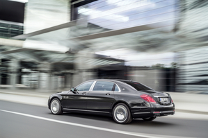The new luxury versions will be distinguished from other members of the S-Class range by subtle exterior details