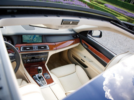 Alpina BMW B7 BITURBO Saloon SWITCH-TRONIC 4WD