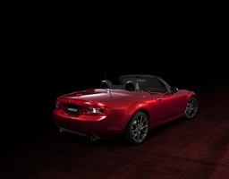 The MX-5 Miata 25th Anniversary Edition is the culmination of 25 years and will only be available in metallic red Soul