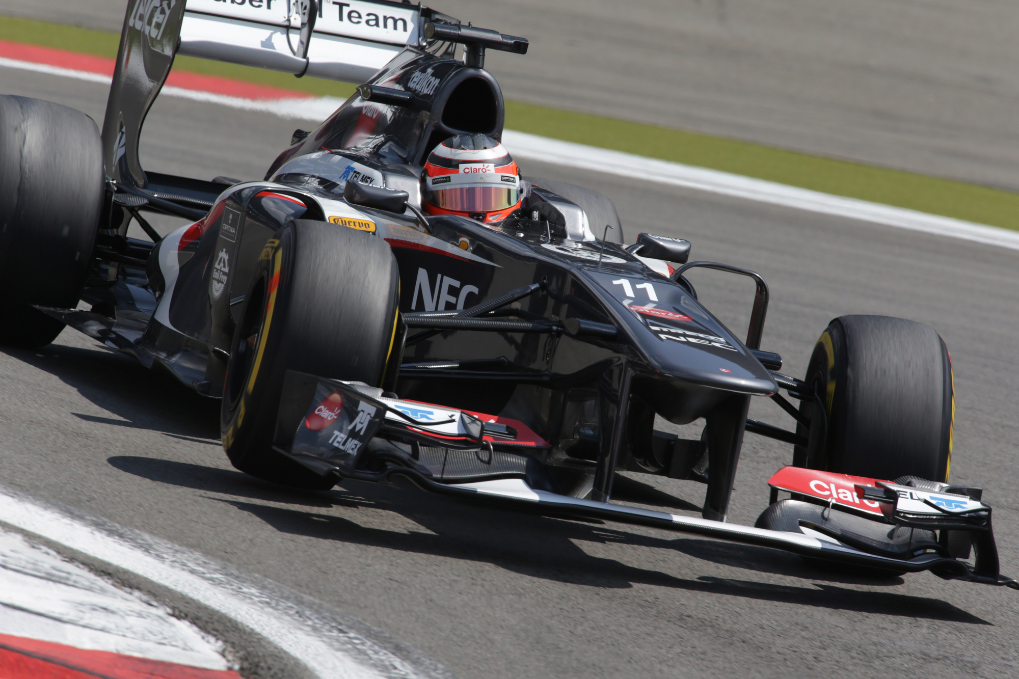 Sauber will have to take on a Russian driver as part of the Russian funding