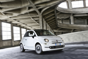 The new Fiat 500 will reach the market in September