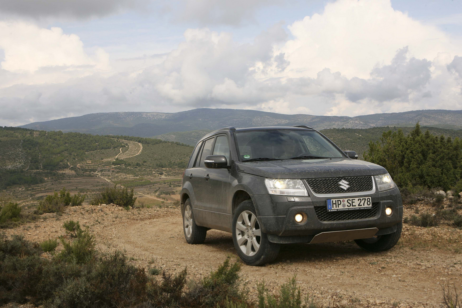 Suzuki Grand Vitara Limited 3.2L 4WD