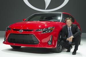 Scion is just beginning to refresh some of its aging cars