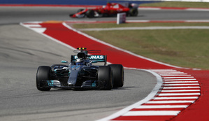 Hamilton had a commanding win in Austin although he lost the lead at the start