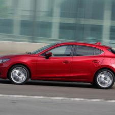 Mazda's goal is to make internal combustion engines as efficient as EVs